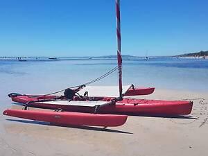 Hobie Mirage Adventurer Rosebud West Mornington Peninsula Preview