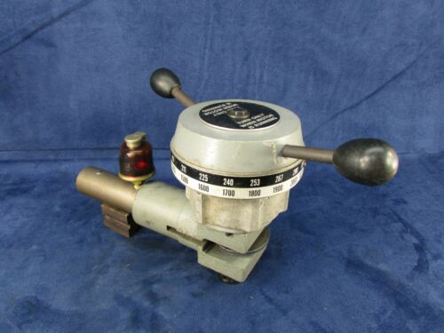 """12"""" Clausing 5914 Lathe Hydraulic Variable Speed Control Unit.   (#6734)"""