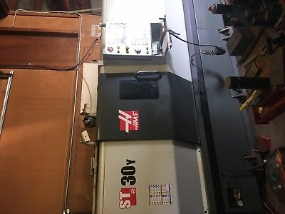 2012 HAAS ST30Y Lathe, used for sale  Kingfield