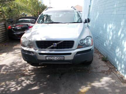 Volvo XC90 25T AWD 2005 is now WRECKING!!!!!! Gladesville Ryde Area Preview