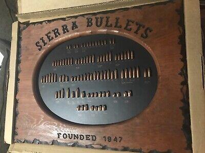 Sierra bullet board new in box from 67
