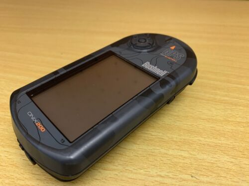 Bushnell Onix200 Handheld GPS Hunting Hiking Backpacking Navsystem