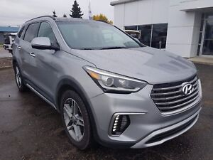 2017 Hyundai Santa Fe XL Luxury Panoramic Sun Roof, 3rd Row S...