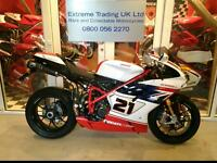 Ducati 1098R Troy Bayliss No 434/500 2009  low mileage