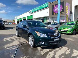2014 Holden Cruze EQUIPE Blacktown Blacktown Area Preview