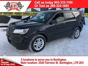 2016 Ford Explorer Automatic, 3rd Row Seating, Heated Seats, 4x4