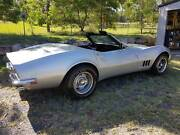 1968 Chevrolet Corvette C3 Stingray Greenbank Logan Area Preview