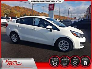 2013 Kia Rio LX PLUS *AIR*Bluetooth*SIEGE CHAUF*