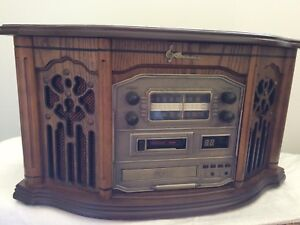 Emerson Record/CD/Tape player