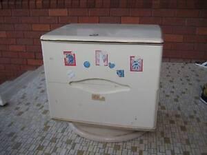 2 drawers bedside table Hurstville Hurstville Area Preview