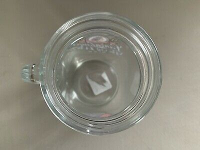 Leinenkugel s Beers Berry Weiss Bier Berry Season 2005 Mason Jar Mug Glass NEW  - $4.99
