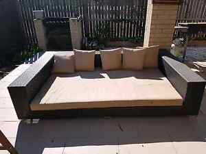 Wicker Outdoor Furniture Lounge Caboolture Caboolture Area Preview