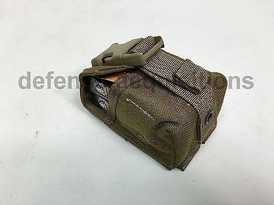 Eagle Industries MOLLE II Coyote Ammo Pouch - Holds 40 Boxed Rounds - Excellent segunda mano  Embacar hacia Argentina