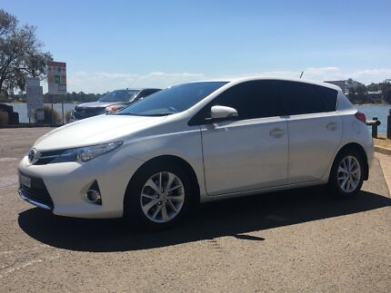 TOYOTA COROLLA ASCENT SPORTS MY14