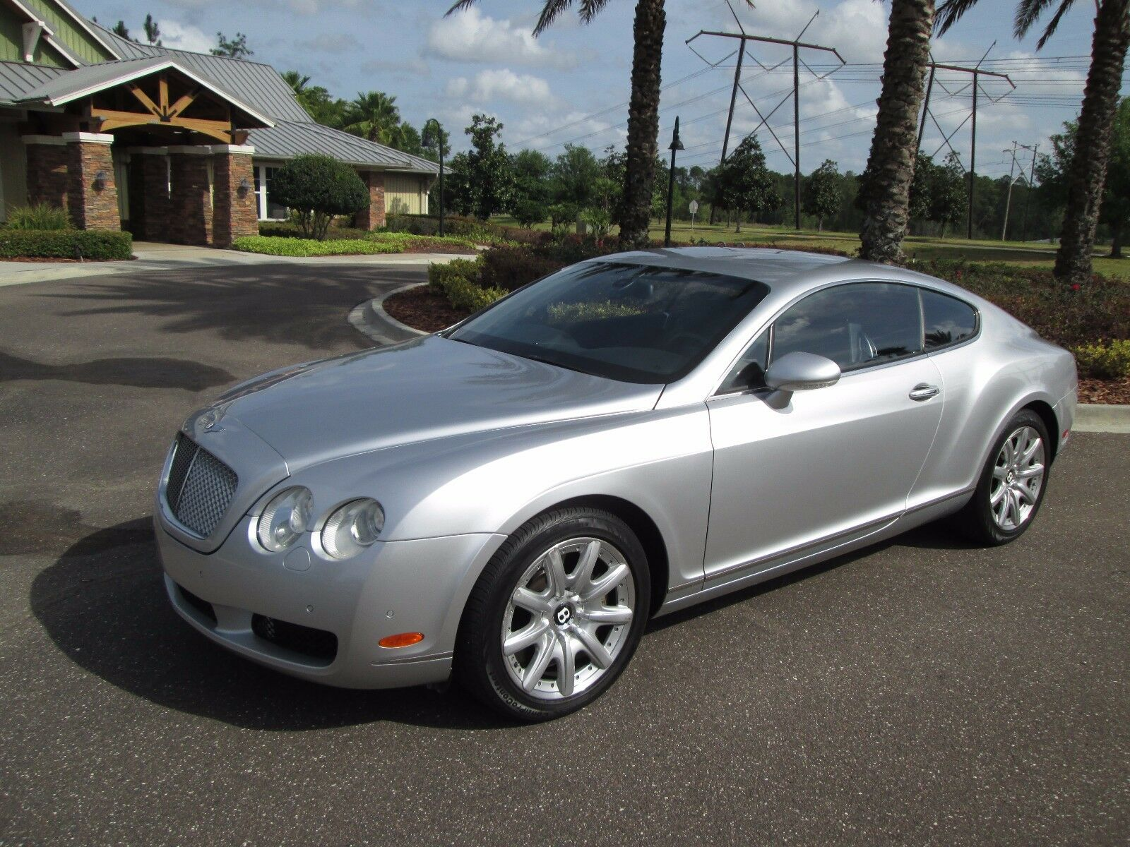 2005 Bentley Continental GT  2005 Bentley Continental Gt Coupe Only 48 k miles 1 owner palm beach car