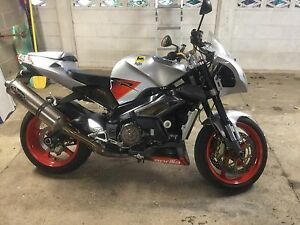 2005 APRILIA RSV1000 TUONO - PURE ITALIAN POWER AND STYLE Freshwater Cairns City Preview