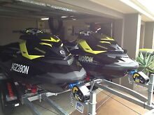 2 x Seadoo RXPX 260's on a Double Trailer Aberglasslyn Maitland Area Preview