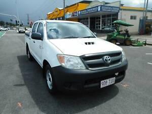 Toyota Hilux TURBO DIESEL DAULCAB