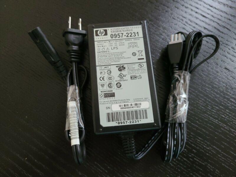 HP 0957-2231 OEM  Original AC Power Supply Printer Adapter
