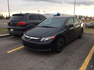 2012 HONDA CIVIC ($12,500 OBO FAST SELL!)