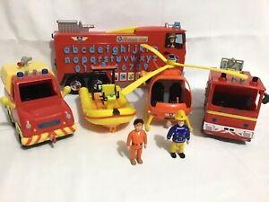 Fireman Sam toy bundle Cairnlea Brimbank Area Preview