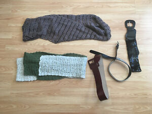 2c7408c3bc4 Scarves and belts