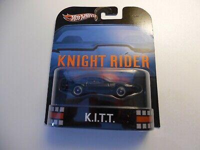 Hot Wheels Retro Entertainment Knight Rider KITT - new
