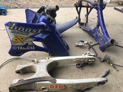 Yz 250f 04 parts
