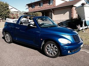 2006 Chrysler PT Cruiser Convertible Alfords Point Sutherland Area Preview