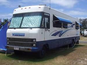 WINNEBAGO/FORD MOTORHOME 10 Metres long Quinns Rocks Wanneroo Area Preview