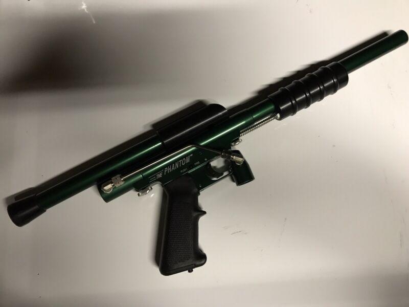 Paintball Green CCI Phantom Pump Stock class
