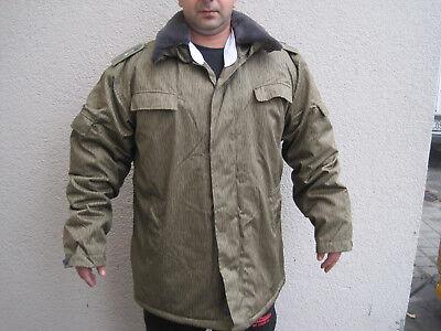 NVA Wattejacke  Winterjacke m.Kragenbinde einstrich keinstrich Uniform gr.66 DDR