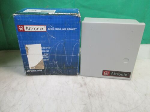 ALTRONIX AL168CB Power Supply, Security Cameras, Access Control Panels, 8 Output