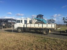 Truck and bobcat combo Pittsworth Toowoomba Surrounds Preview