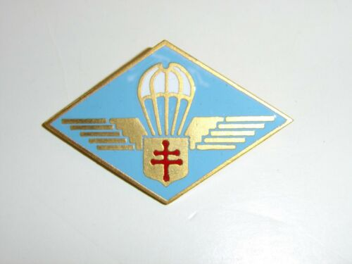 b2387 WW 2 Free French Parachute Wings Airborne North Africa style IR3A114