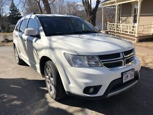 2011 Dodge Journey AWD R/T all leather