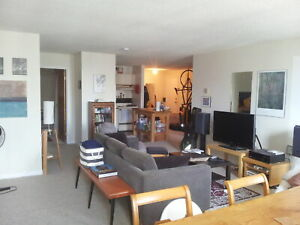2 Bedroom, Downtown, Overlooking Princess St - April 1st