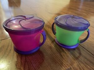 EUC Baby/Toddler Snack Containers