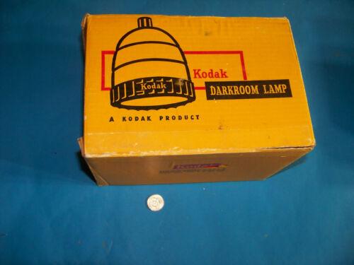 Vintage Kodak Safelight Darkroom Film Developing Light Movie Decor Metal