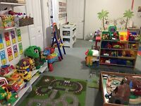 Home Daycare Spot Available Immediately