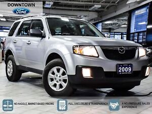 2009 Mazda Tribute GX I4   CLEAN CARFAX   ONE OWNER   NO ACCIDEN