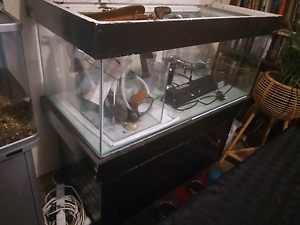 Fish Tank and Stand Greenfields Mandurah Area Preview