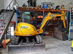 Excavator Hire. Tools hire. Dingo hire Padstow Bankstown Area Preview