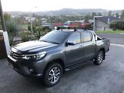 Toyota Hilux SR5 MY16 (2015) Nowra Nowra-Bomaderry Preview