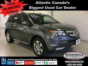 2008 Acura MDX Technology Pkg SH-AWD all-wheel drive