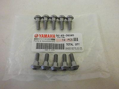 original Schrauben für Bremsscheibe Bremse vorne + hinten Yamaha YZF-R 125