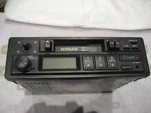 Nissan N14 Pulsar RADIO Cassette with 4 speakers Spotswood Hobsons Bay Area Preview