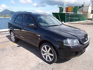 2009 Ford Territory SR AWD 7 Seater Wagon Bungalow Cairns City Preview
