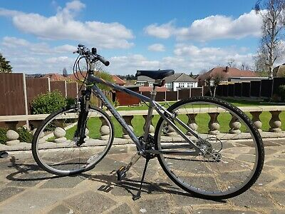Bicycle, Land Rover Hybrid, 7 gears, 3 speed
