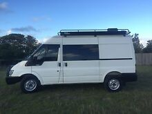 Ford Transit Van Camper Conversion North Melbourne Melbourne City Preview